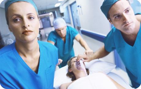 Первая медицинская помощь при легочном кровотечении