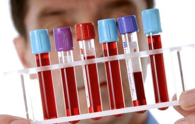 Недостаток ферритина в крови