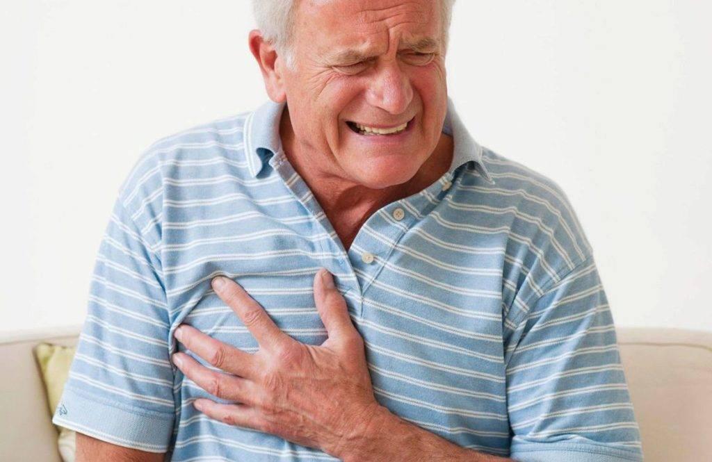 Инфаркт миокарда требует срочной неотложной помощи