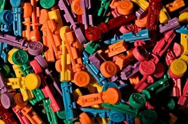 разноцветные приборы