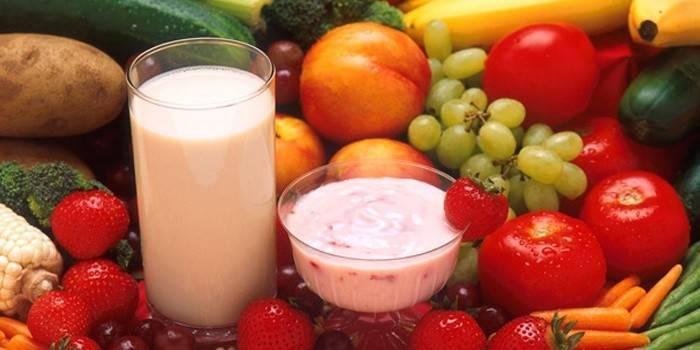 Продукты для гипохолестериновой диеты