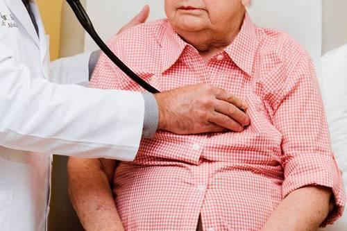 Прием пациентки врачом