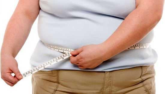 Избыток массы тела