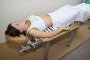 Терапия при экстравазальной компрессии левой позвоночной артерии