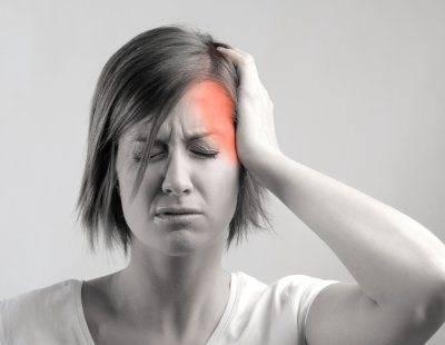 Единичные очаговые изменения головного мозга дистрофического характера