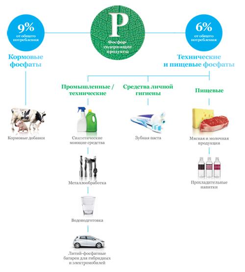 Что такое фосфор в химии